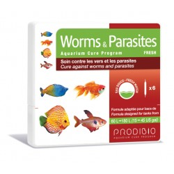 Prodibio Worms & Parasites